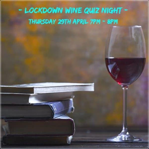 Virtual Wine Quiz Night