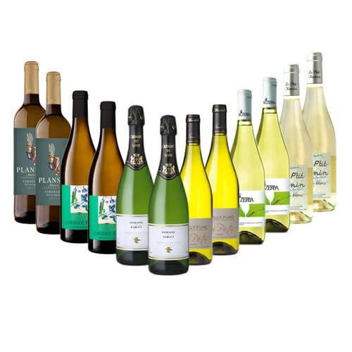 12 Bottle Case of Wine