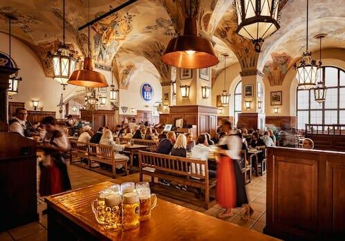 Hofbräuhaus - Classic German Beer Hall
