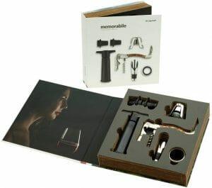 Legnoart Wine Gift Set