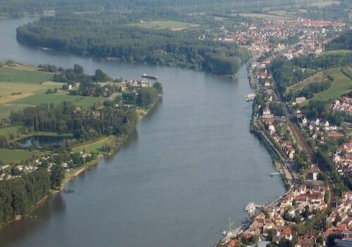 Nierstein - Bereiche with the Rhienhessen region