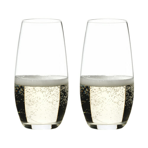 Riedel Champagne Glass Gift Set