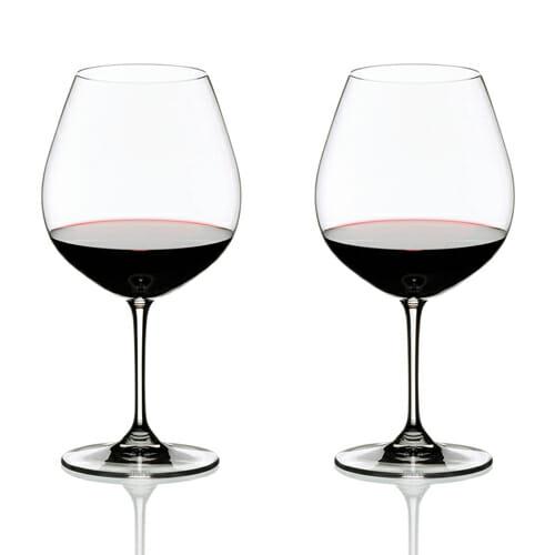 Riedel Vinum Burgundy Glasses