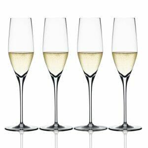Spiegelau Authentis Champagne Glasses