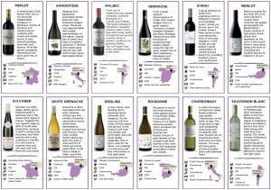 Wine Club Tasting Notes